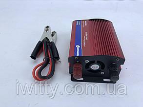 Инвертор PowerOne+ 12V-220V 500W + USB|LED (PD-500W)