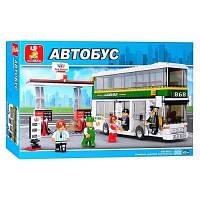 Конструктор Sluban «Туристический автобус»  арт.М38 В0331