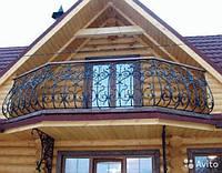 Окраска ограждений балконов и лоджий