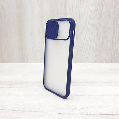 Чехол CASE для Apple iPhone 11 / 11Pro / 11ProMax (шторка на камеру) color, фото 3