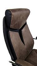 Кресло офисное компьютерное THOR BROWN OC206, фото 2