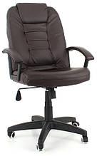 Крісло офісне NEO7410 темно коричневе