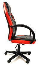 Кресло офисное компьютерное 7F RACER EVO, красное, фото 3