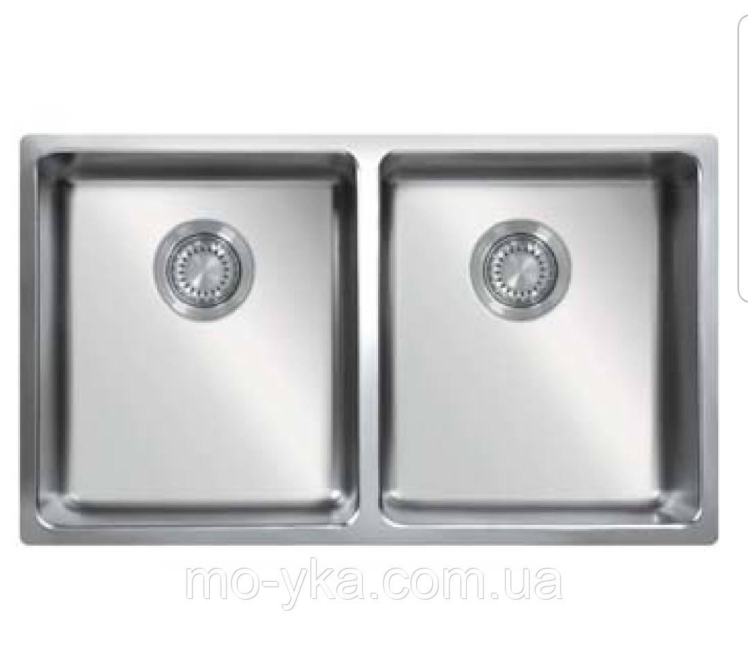 Кухонная мойка Ukinox MU 340.50.50 gt 10k