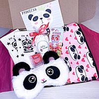 Подарочный бокс для девочки Wow Boxes «Panda Box #2»