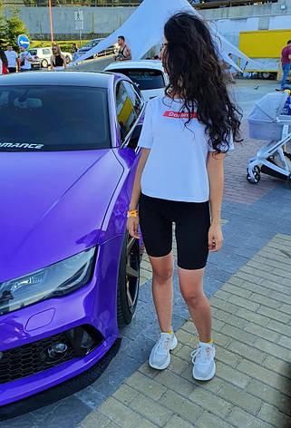 Велосипедки женские фитнес Эластик, фото 2