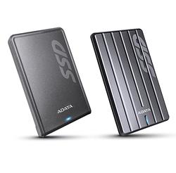 Внешние SSD диски