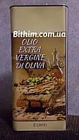 Итальянское оливковое  Extra Vergine 5 л.