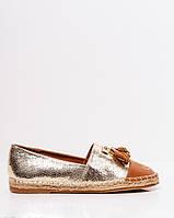 Жіноче взуття ISSA PLUS OB1-810 36 золотий