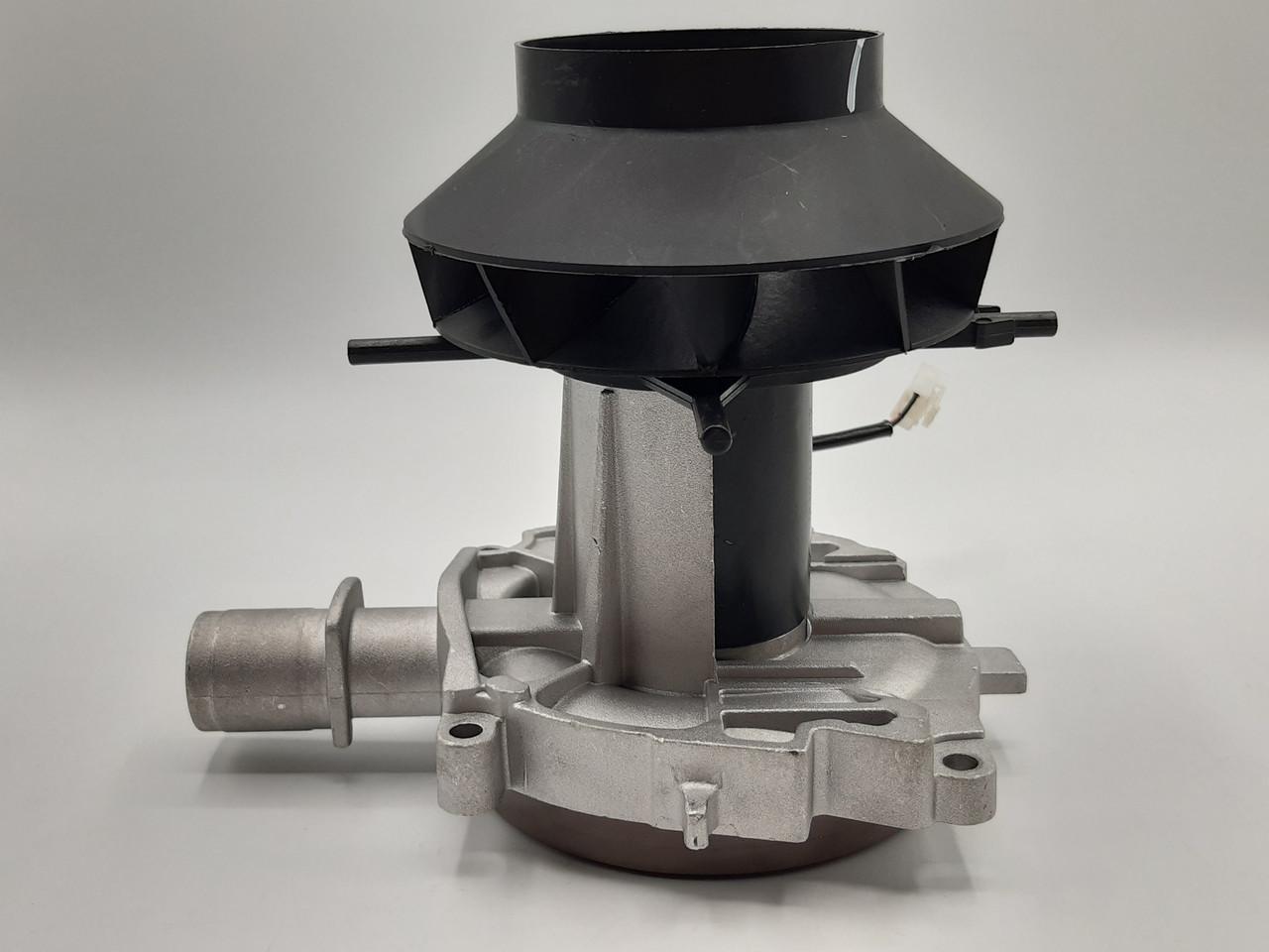 Турбіна (компресор) повітряного отопітеля