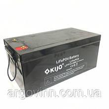 Акумулятор Kijo LiFePO4 12,8V 200 Ah