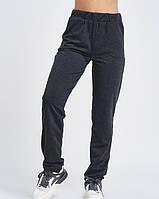 Спортивні штани ISSA PLUS 10334 S темно-сірий