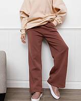 Спортивні штани ISSA PLUS 12312 M коричневий