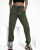 Спортивні штани ISSA PLUS 12247 M хакі