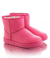 Уггі ISSA PLUS OL-F526-M 36 рожевий