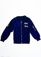 Куртки ISSA PLUS CD-145 8 років (123-128р) синій