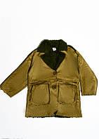 Куртки ISSA PLUS CD-154 2 роки (88-92р) хакі