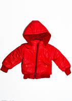 Куртки ISSA PLUS CD-02 12 місяців (78-82р) червоний