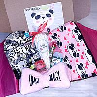 Подарочный бокс для девочки Wow Boxes «Panda Box №3»