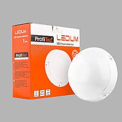 Світлодіодний світильник Profitec 12W 1200Lm 4500K IP20