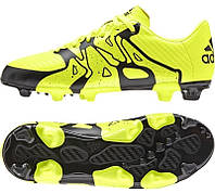 Детские футбольные бутсы Adidas X 15.3 FG