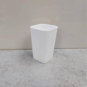 Стаканчик для зубных щеток 11,5 х 6,5 см в ванную SORRENTO Feniks