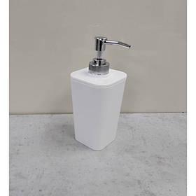Дозатор для жидкого мыла в ванную 8 х 5 см SORRENTO Feniks