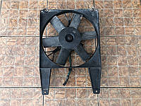 Вентилятор охлаждения радиатора 78518348 Fiat Ducato I Talento Peugeot J5 Citroen C25 2.5 d 1981-2002 гв, фото 1