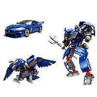 Трансформер RoadBot 55020 автобот 3в1