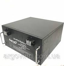 Акумулятор Kijo LiFePO4 25.68 V 200 Ah