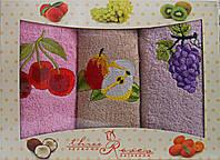 Набор кухонных полотенец THREE ROSES