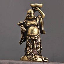 Статуэтка Хотей с Чашей Богатства