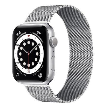 Браслет BeWatch для Apple Watch series 3 | 4 | 5 | 6 с шириной корпуса 42 | 44 мм Ремешок миланская петля