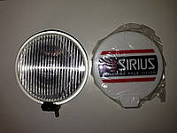 SIRIUS ( сириус ) NS-1160F противотуманка. фара противотуманная с крышкой
