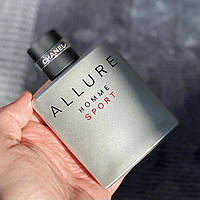 Chanel Allure Homme Sport Туалетная вода 100 ml Духи Шанель Аллюр Хом Спорт 100 мл Мужской