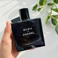 Chanel Bleu De Chanel Парфюмированная вода 100 ml Духи Шанель Блю Блу Де Шанель 100 мл Мужской