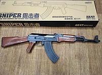 Автомат Калашников АК 47 металопластик