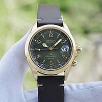 Часы Seiko SPB210J1 Prospex Alpinist Automatic  Gold MADE IN JAPAN- 6R35-