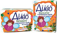 Диво Мыло туалетное ЭКОПАК Детское с экстрак. череды  б/отдушки. 4х70гр.