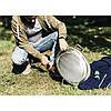 Сковорода з харчової нержавійки 600 мм, фото 4