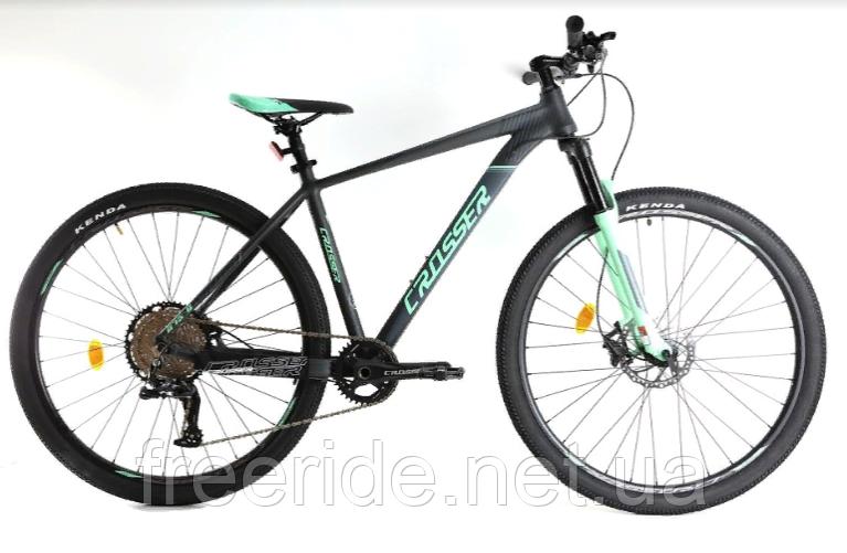 """Велосипед Crosser Solo 075-C 29"""" (17/19) 1*12S гідравліка LTWoo"""