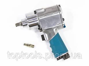 Гайковерт пневматичний ударний G1260, 1/2, Twin Hammer, 813Нм, 7000 об/хв Gross