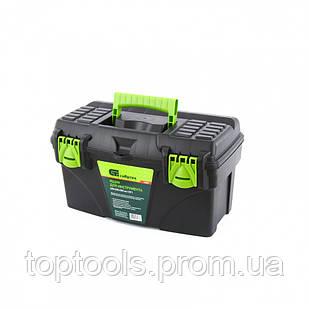"""Ящик для інструменту 430х235х250 мм (18""""), пластиковий, СИБРТЕХ"""