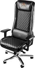 Кресло для врача Barsky GB-01 Game Business Black, черный, фото 3
