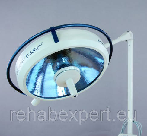 Хирургический светильник Berchtold Chromophare D530 Plus with Floorstand Surgical Light