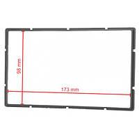 Универсальная рамка 2 DIN Carav 11-901