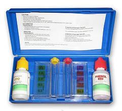 Тестери для визначення хлору і рН