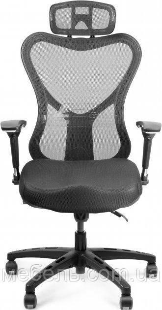 Офисное кресло Barsky Fly-06 Butterfly PL, черный