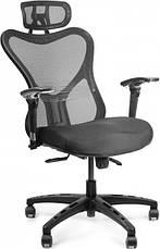 Комп'ютерне дитяче крісло Barsky Fly-06 Butterfly PL, чорний, фото 2