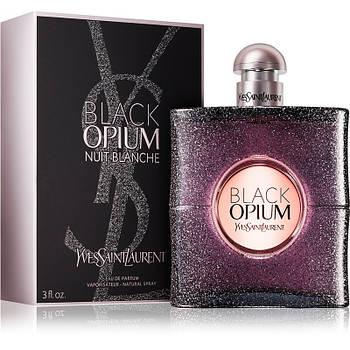 Оригинальные Духи женские Yves Saint Laurent Black Opium Nuit Blanche